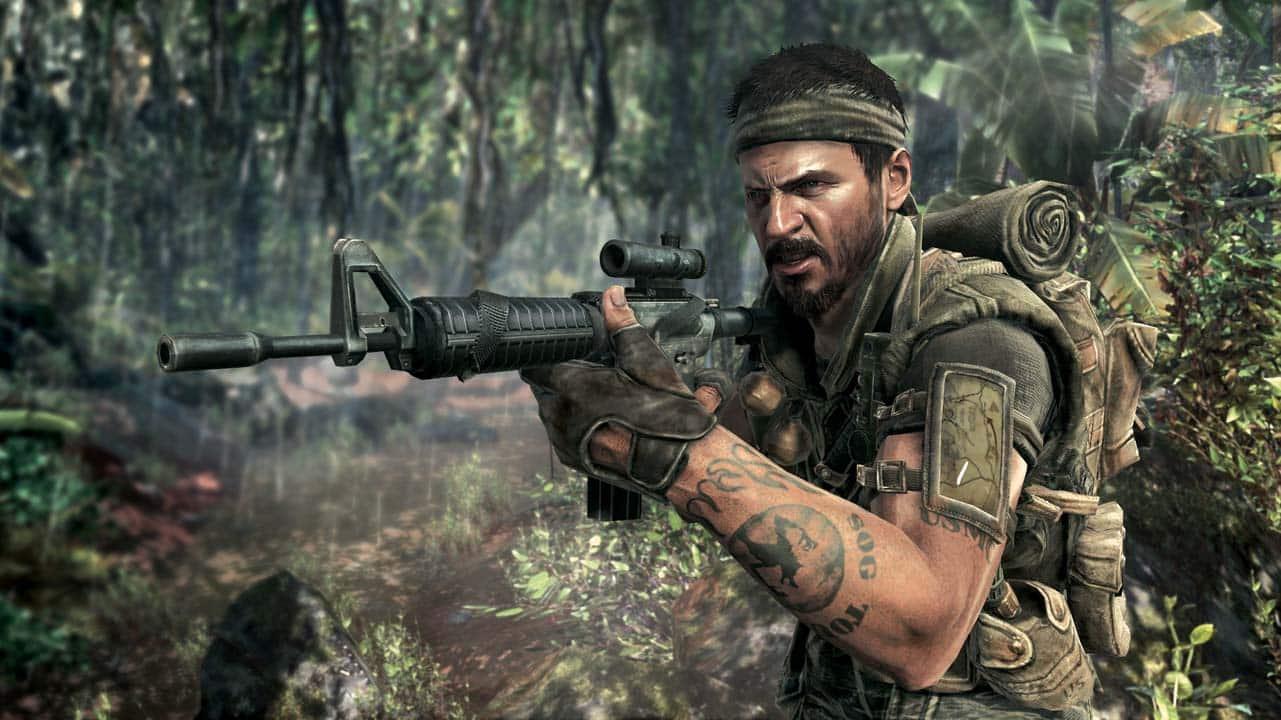 Call of Duty: Blacks Ops, Treyarch, Sledgehammer, Modern Warfare