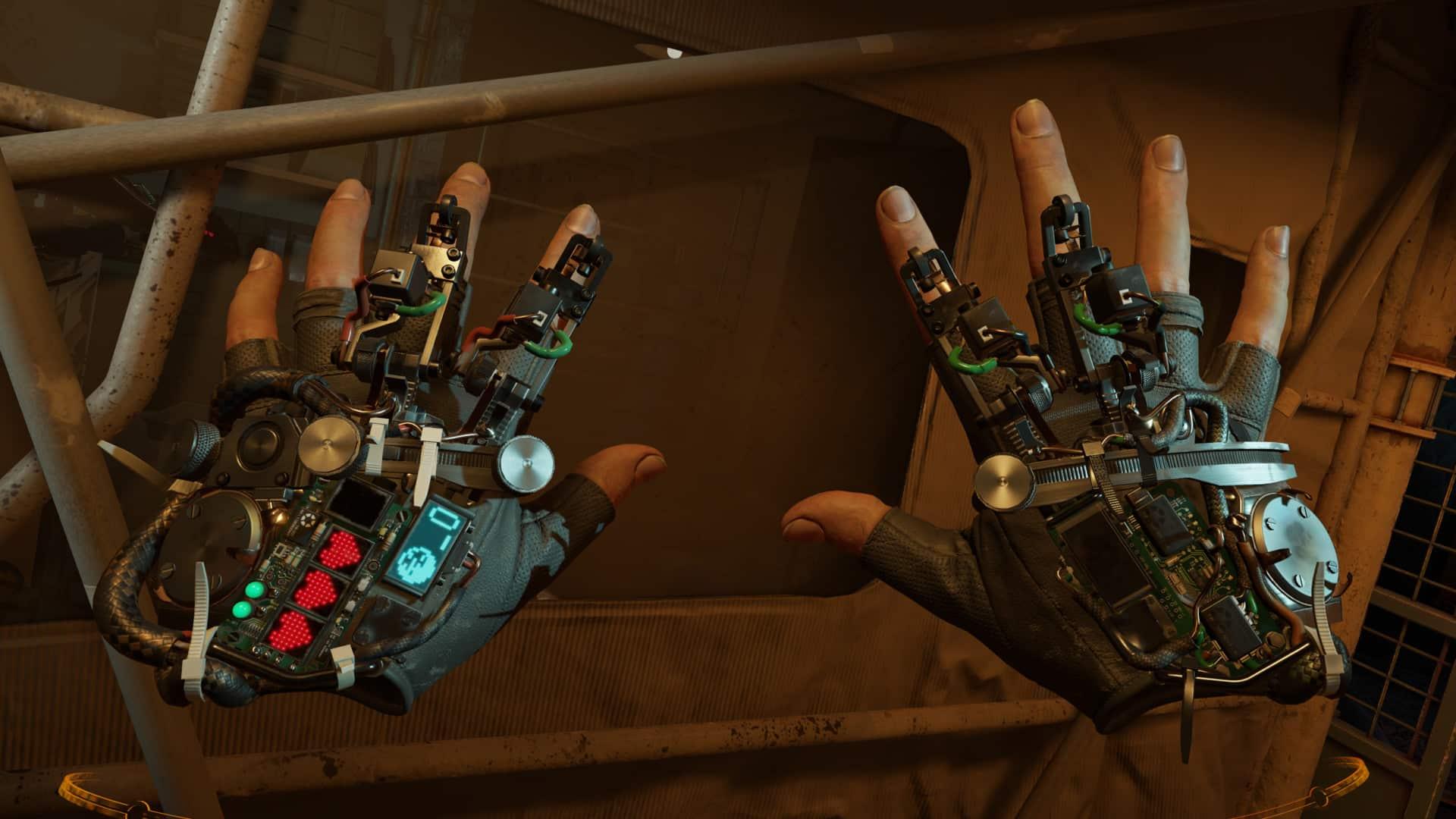 Valve, Half-Life: Alyx, Robin Walker, VR