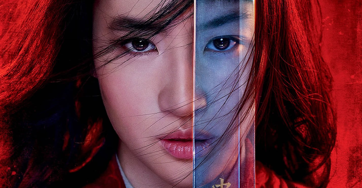Disney+ streaming Mulan international box office over United States US theaters American cinema $29.99