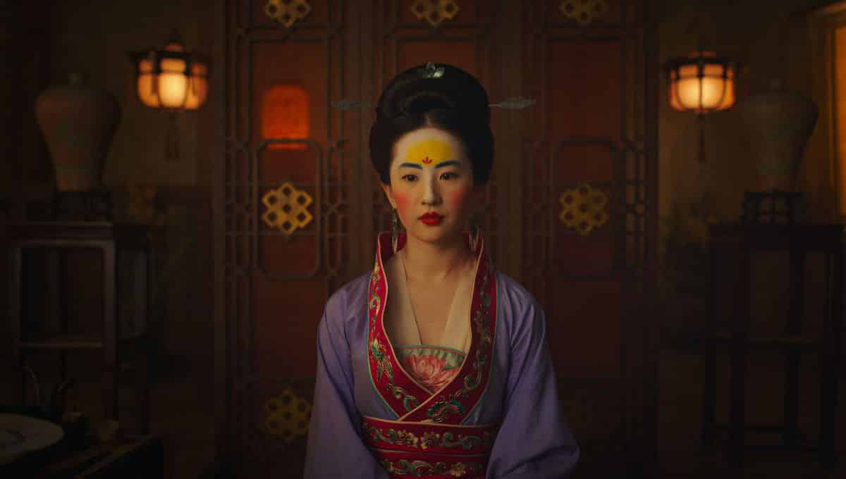 Disney tailor made live-action Mulan for China