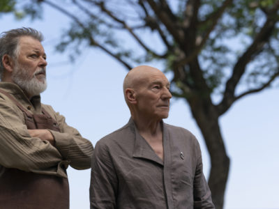 season 2 michael chabon fan reaction Star Trek: Picard episode 7 review Nepenthe CBS All Access Will Riker Deanna Troi fathers sons children daughters father mother