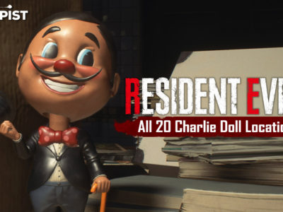 Resident Evil 3 Guide: All 20 Mr. Charlie Doll Locations