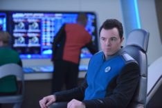 Hulu The Orville Season 3 Will Be Entirely Directed by Seth MacFarlane & John Cassar - jonathan frakes