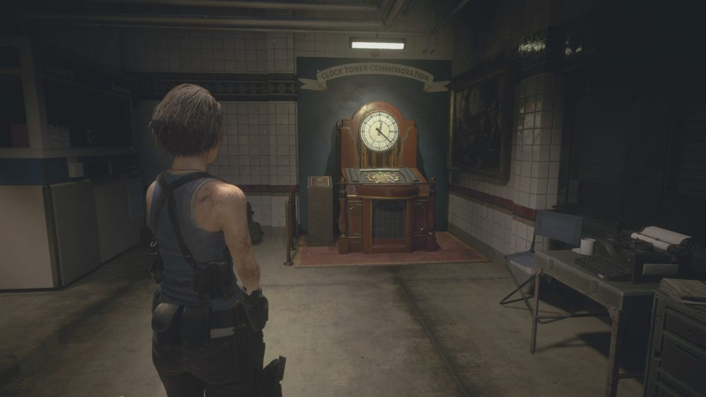 Resident Evil 3 guide all puzzle solutions safe codes locations locker lock combinations