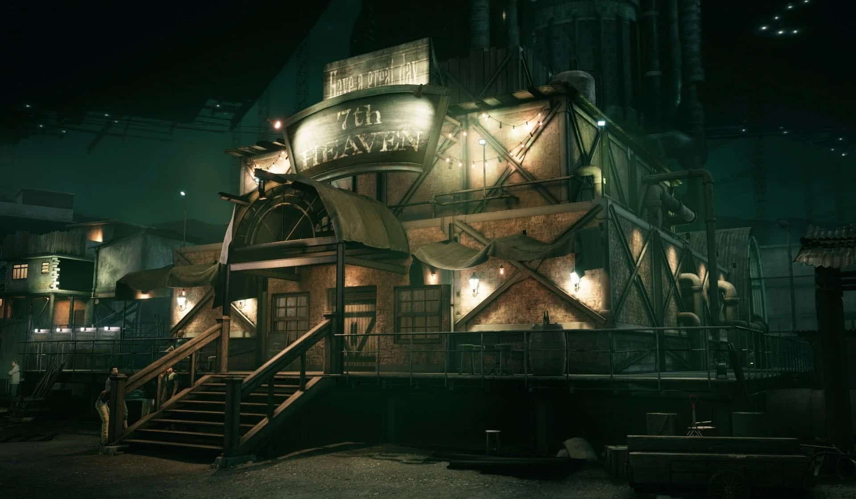 Final Fantasy VII Remake weaponized nostalgia from Square Enix 7th heaven