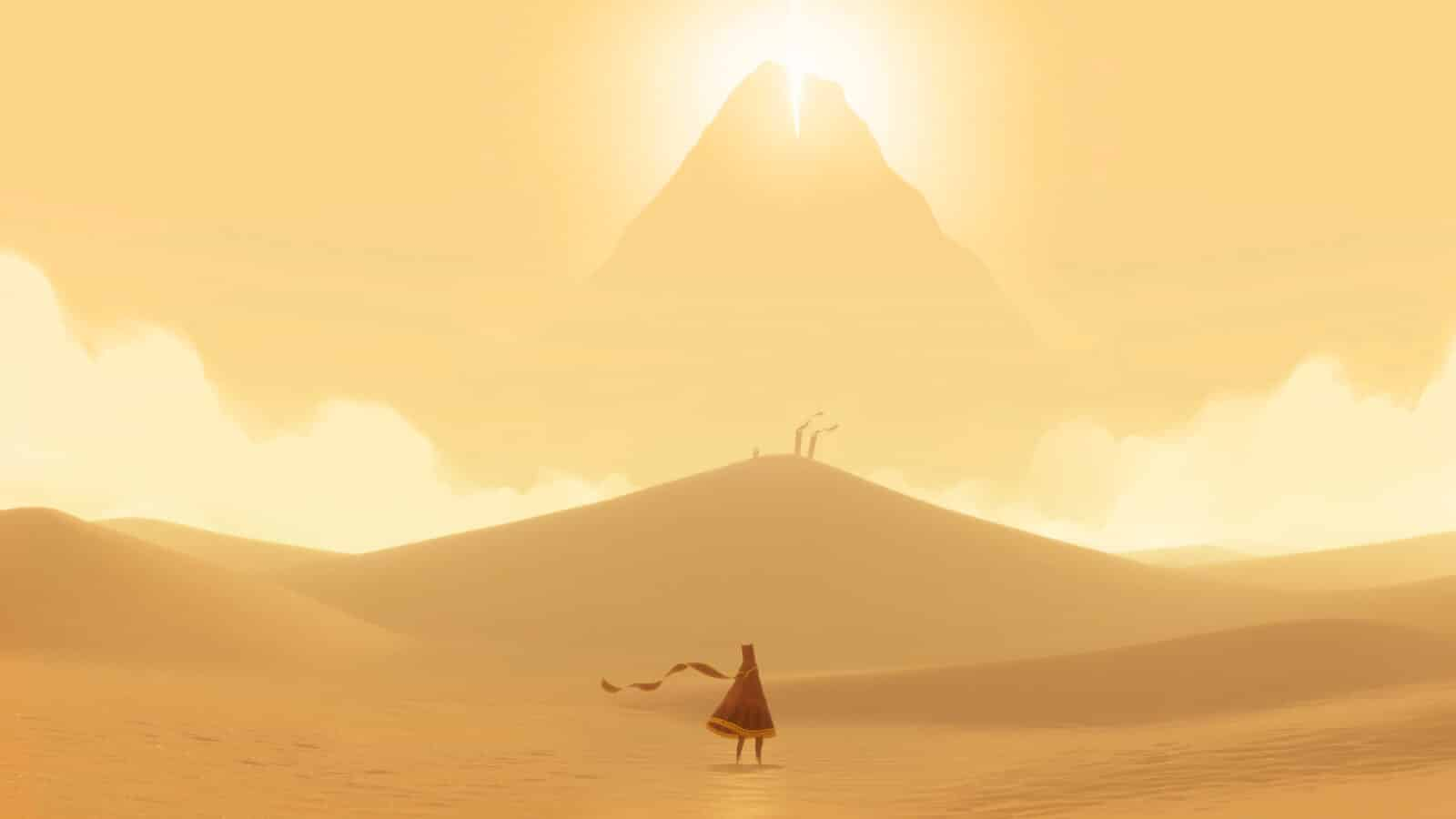 Journey, thatgamecompany, annapurna interactive, steam, sky: children of the light
