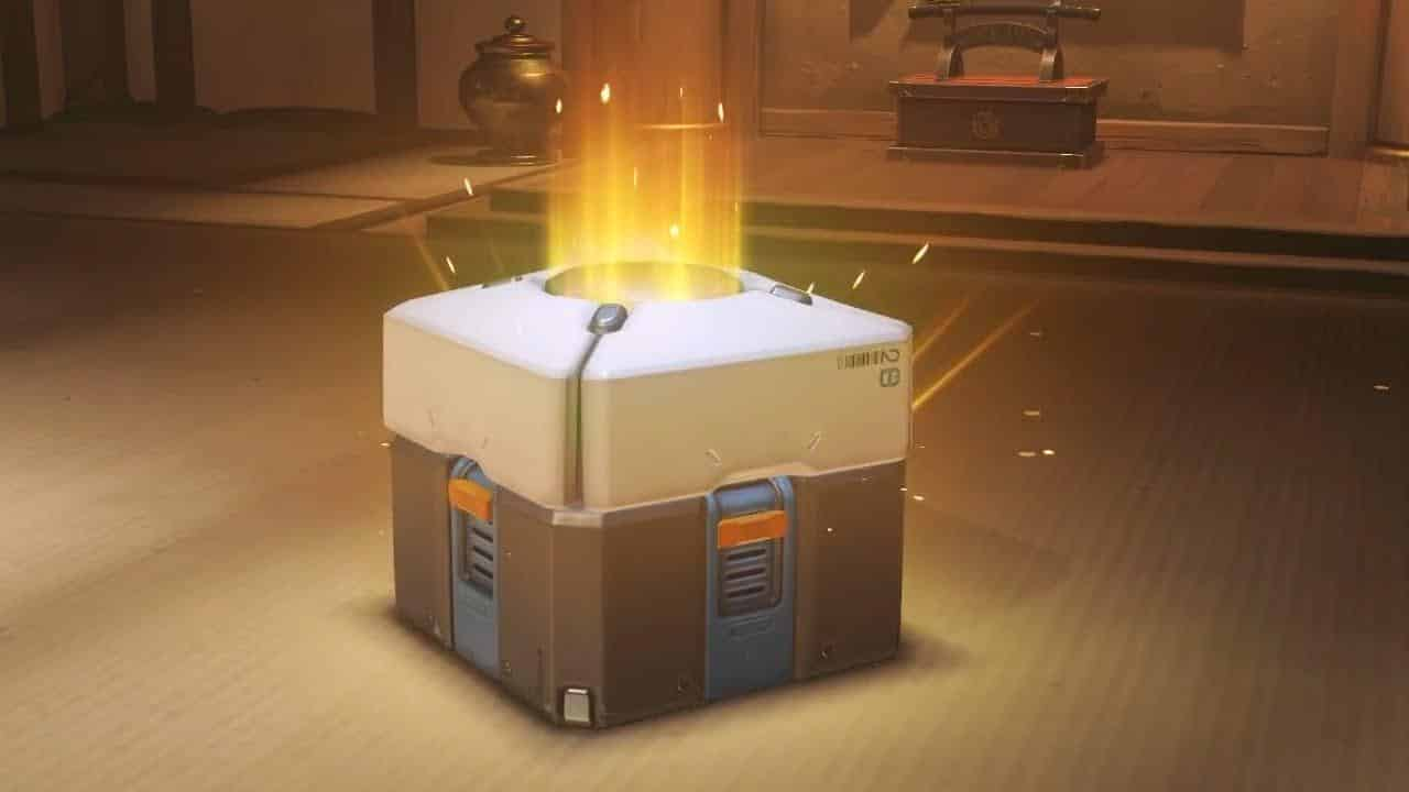 ESRB adds new interactive element loot boxes present in video games