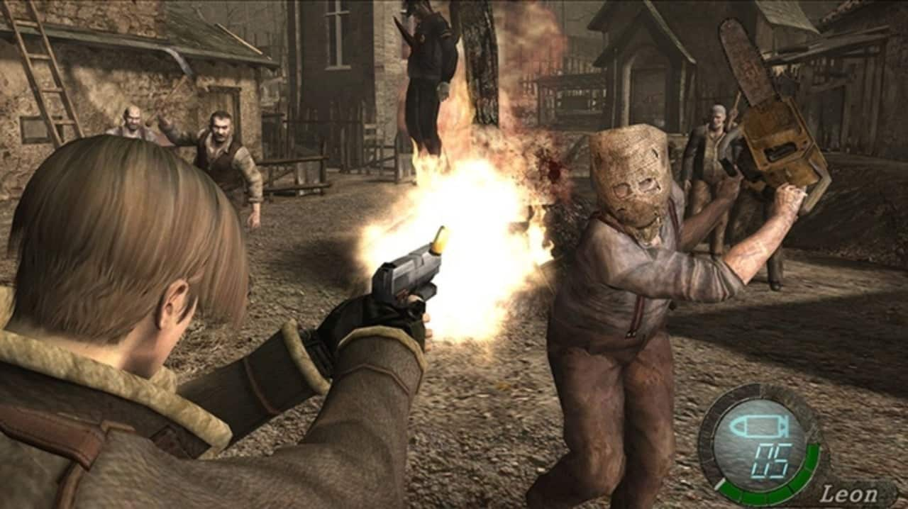 Resident Evil 4 remake, capcom, shinji mikami, m-two, platinumGames
