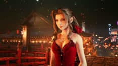 video game music 2020 Aerith Final Fantasy VII Remake weaponized nostalgia from Square Enix