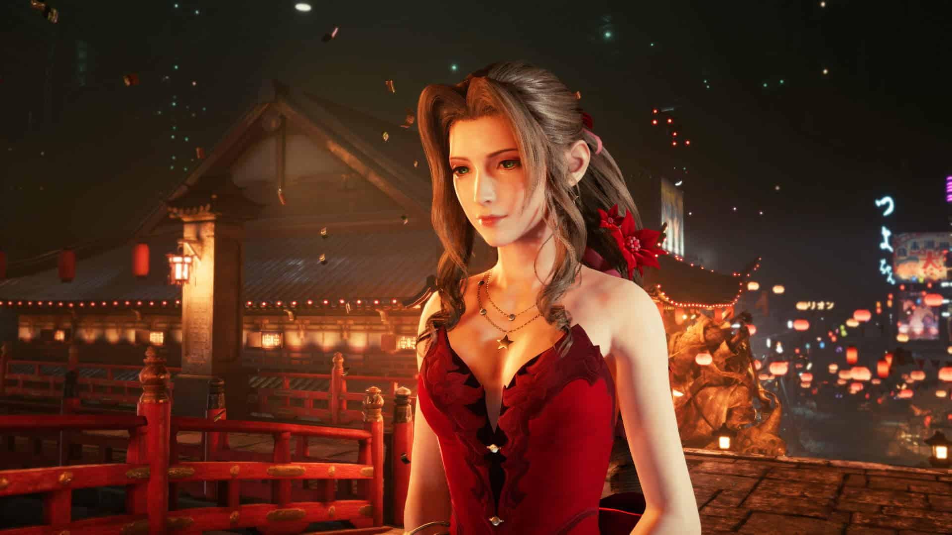 Sony PlayStation 1 renaissance resurgence PS1 classics video games Aerith Final Fantasy VII Remake Square Enix