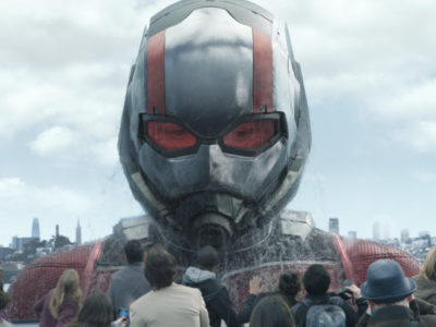 Ant-Man 3 Rick and Morty writer and co-producer Jeff Loveness MCU Marvel Cinematic Universe