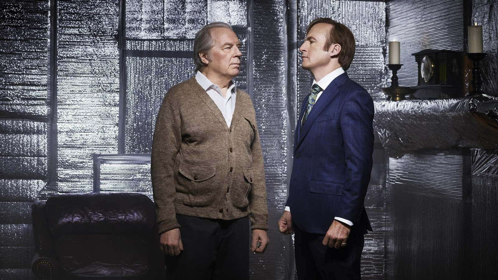 Better Call Saul is a eulogy for the antihero Golden Age of Television and Breaking Bad, Walter White / Chuck McGill Jimmy McGill