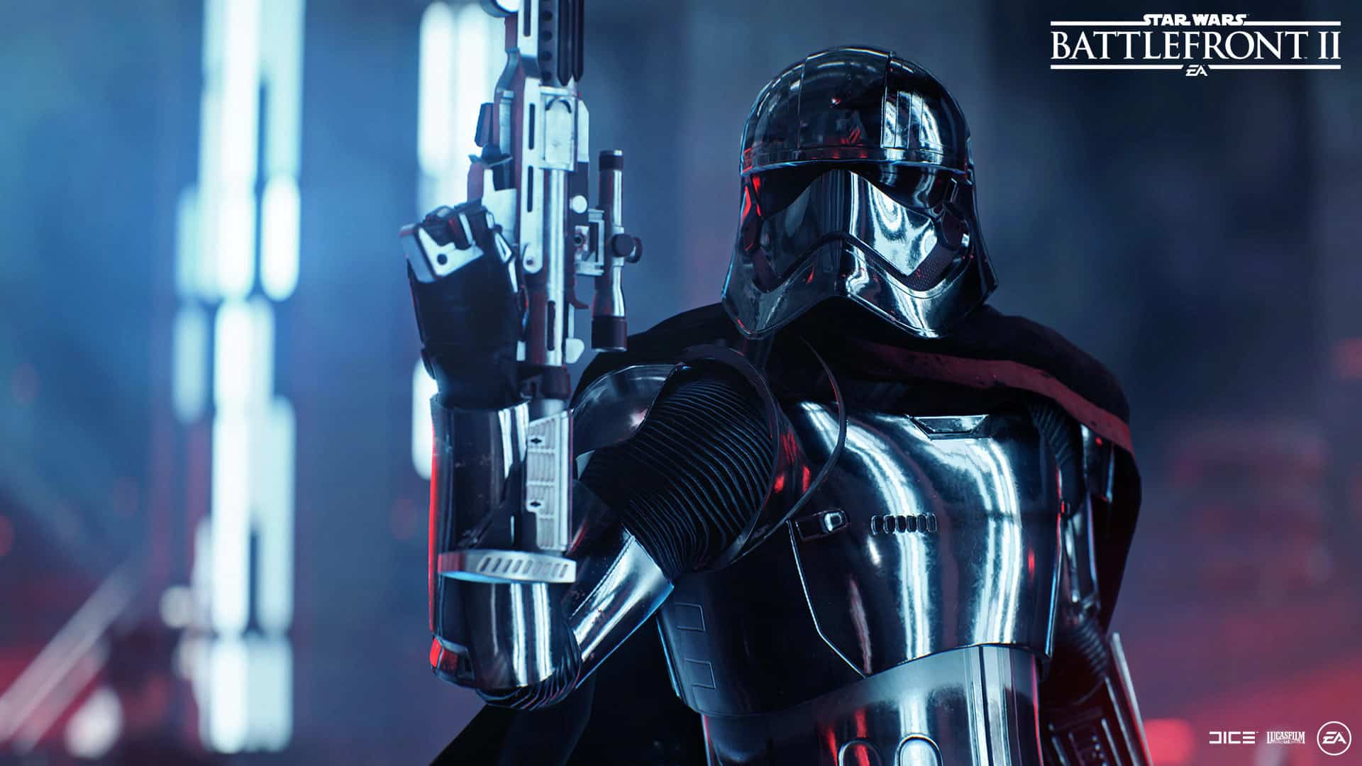 Star Wars Battlefront II heroes villains are faithful and representations in actions and behavior