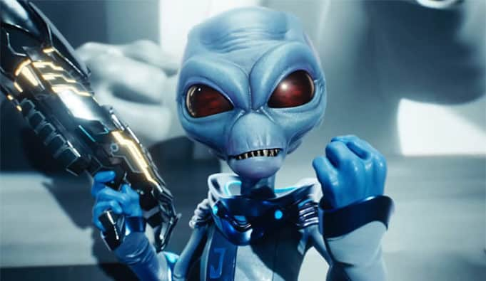 Destroy All Humans!, THQ Nordic, Crypto, Pandemic Studios, Black Forest Games