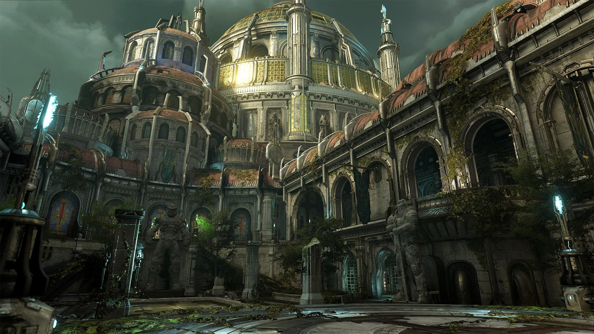 Doom Eternal Microsoft Xbox Series X Game Pass Bethesda exclusives ZeniMax id Software MachineGames Indiana Jones Starfield