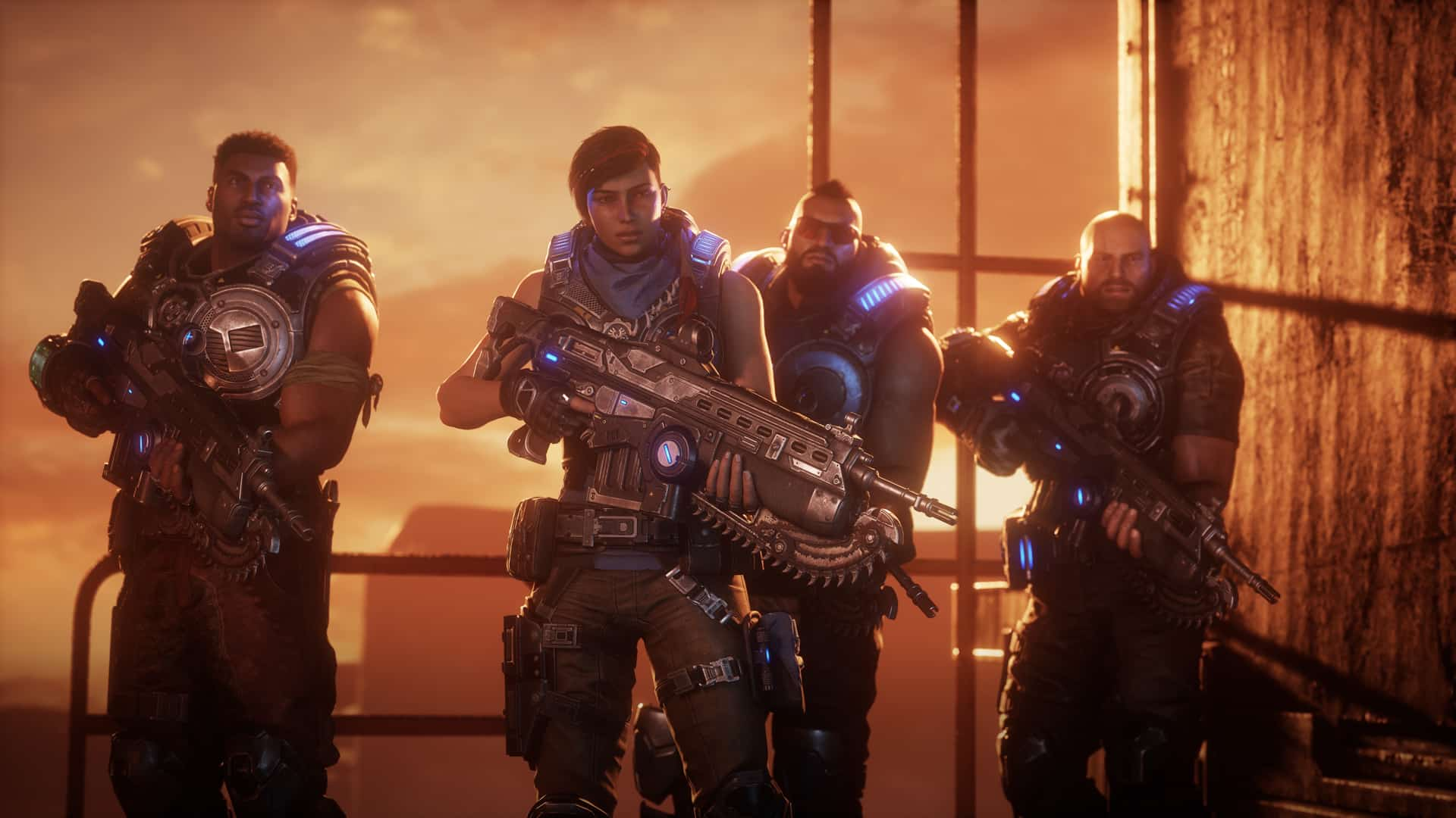 gears 5 the coalition gears of war 4 epic games trilogy morals narrative storytelling