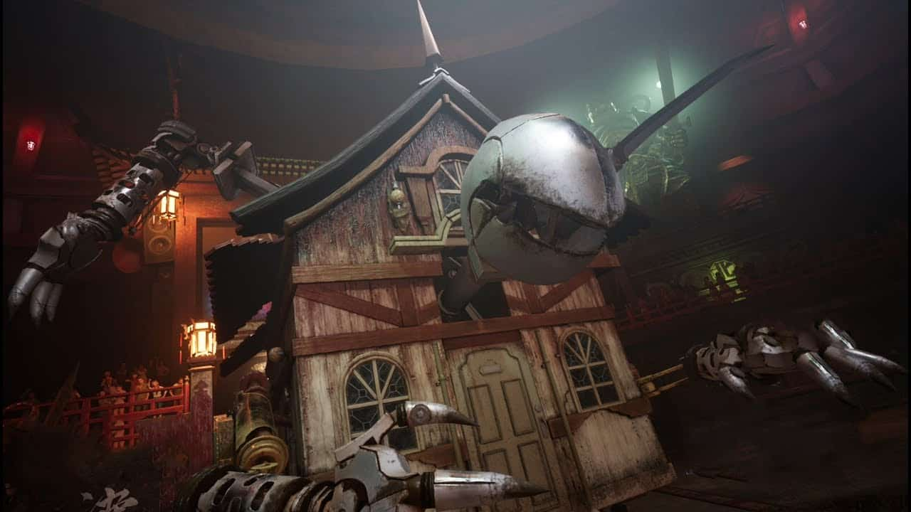hell house Final Fantasy VII Remake weaponized nostalgia from Square Enix