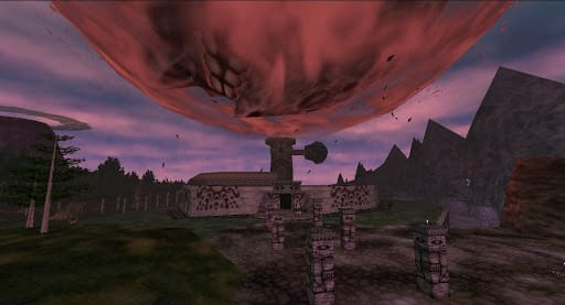 meteor 20 years later 20th anniversary games should be weird The Legend of Zelda: Majora's Mask 3D
