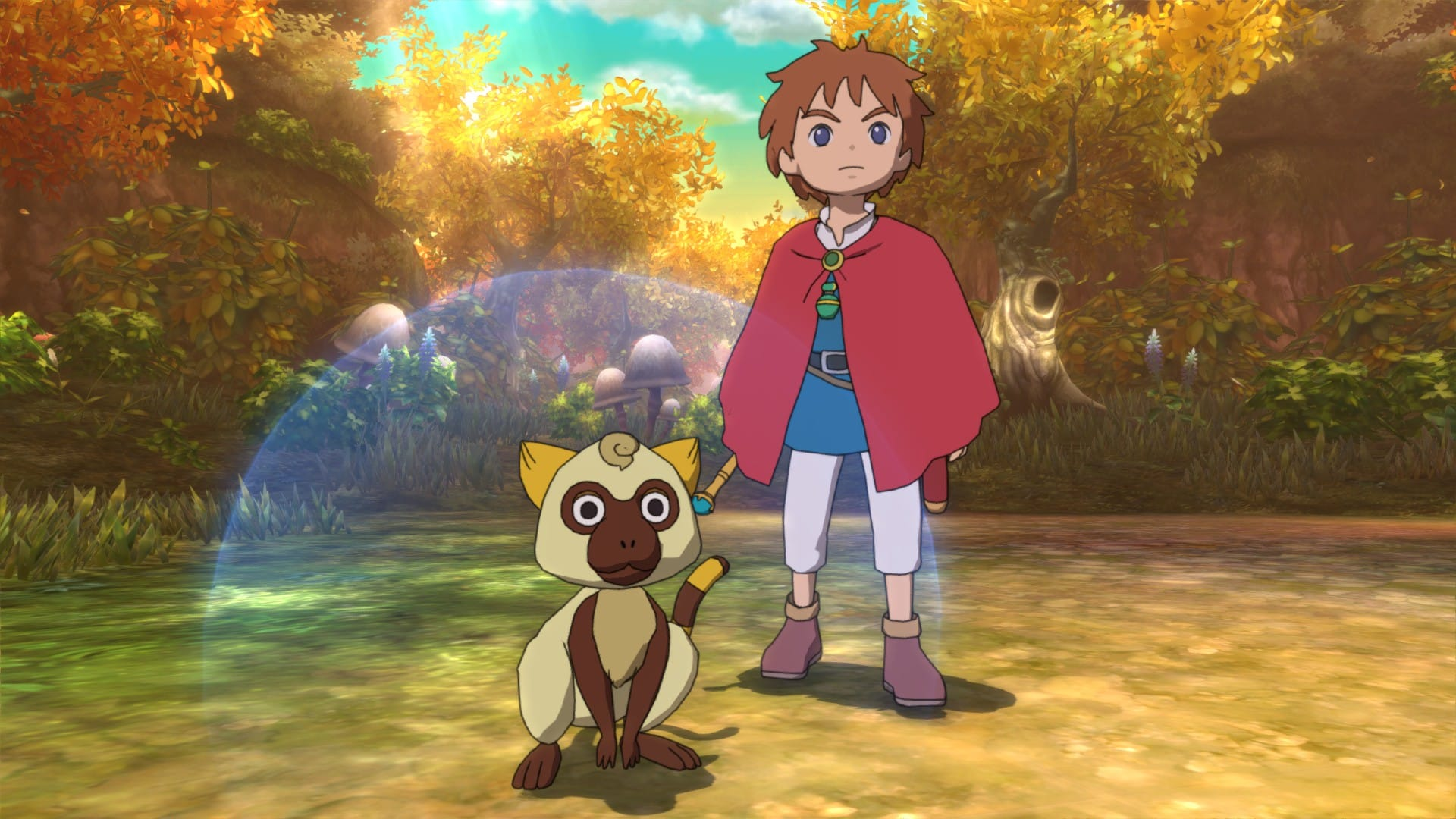 Ni no Kuni: Wrath of the White Witch Remastered video game cheating is faster and more fun
