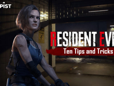 Resident Evil 3 guide 10 tips to get started beginner guide