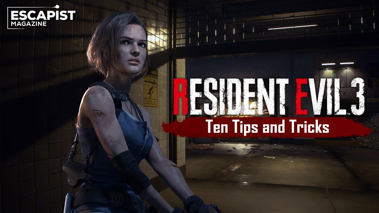 Resident Evil 3 guide 10 tips to get started beginner guide