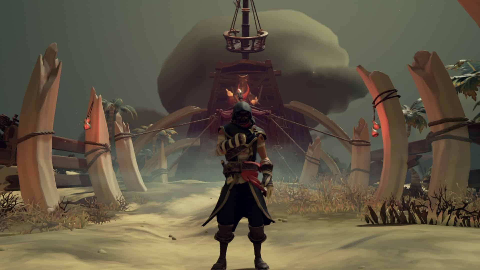 Sea of Thieves Emissary company Reaper's Bones