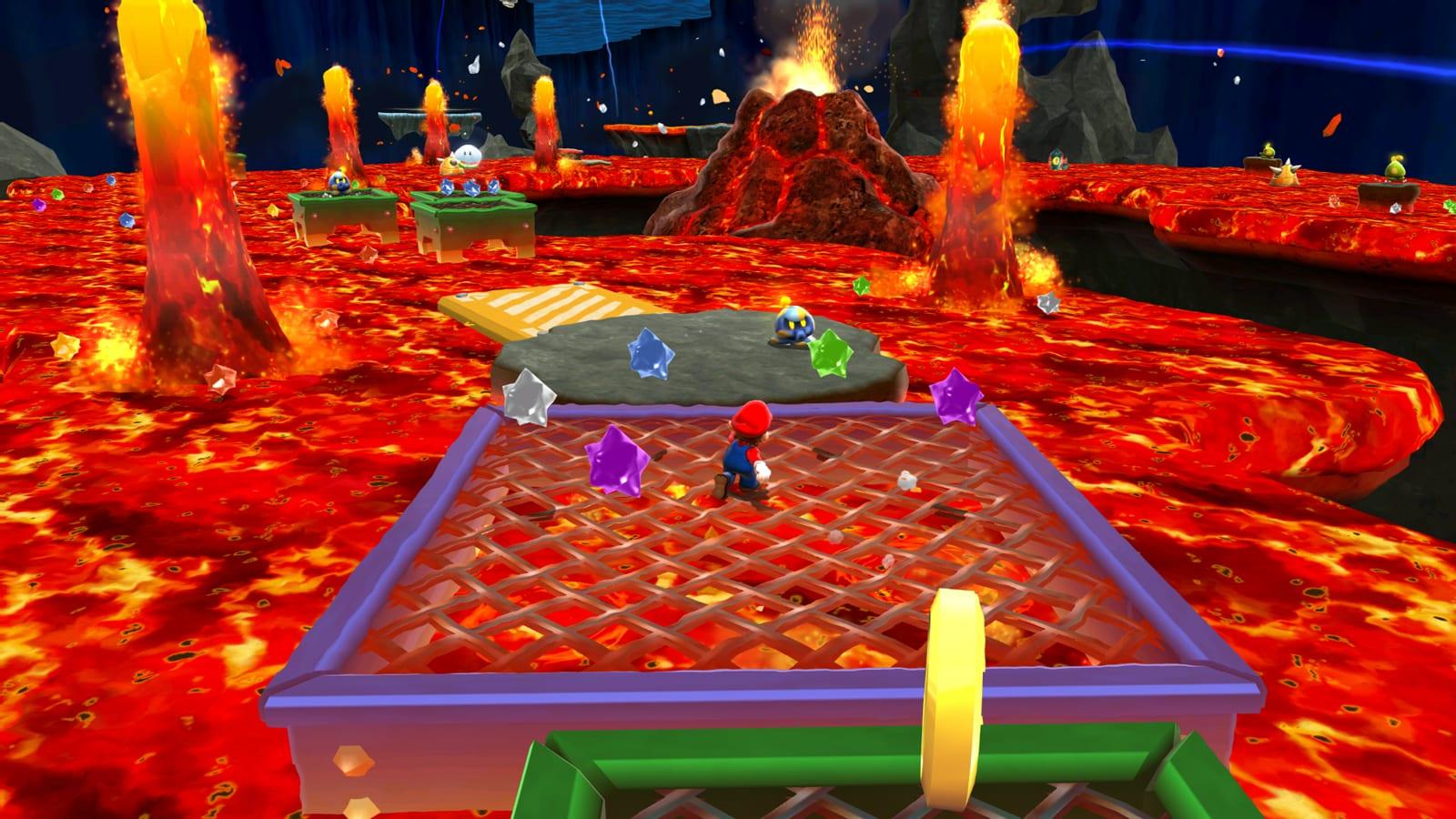 Super Mario Galaxy Super Mario Bros. 35th anniversary Nintendo remasters