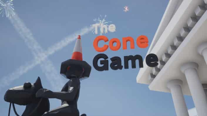 The Cone Game Darkroom Games free
