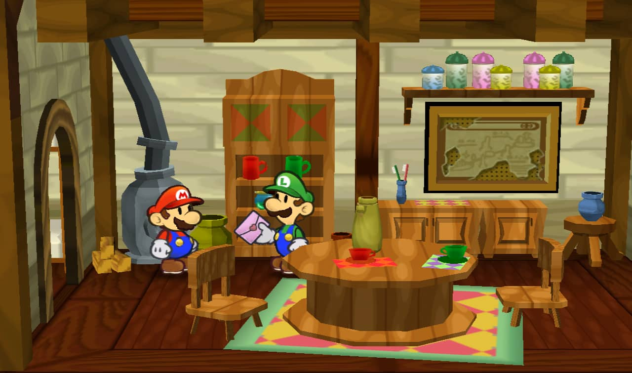 new Paper Mario: The Thousand-Year Door Super Mario Bros. 35th anniversary Nintendo