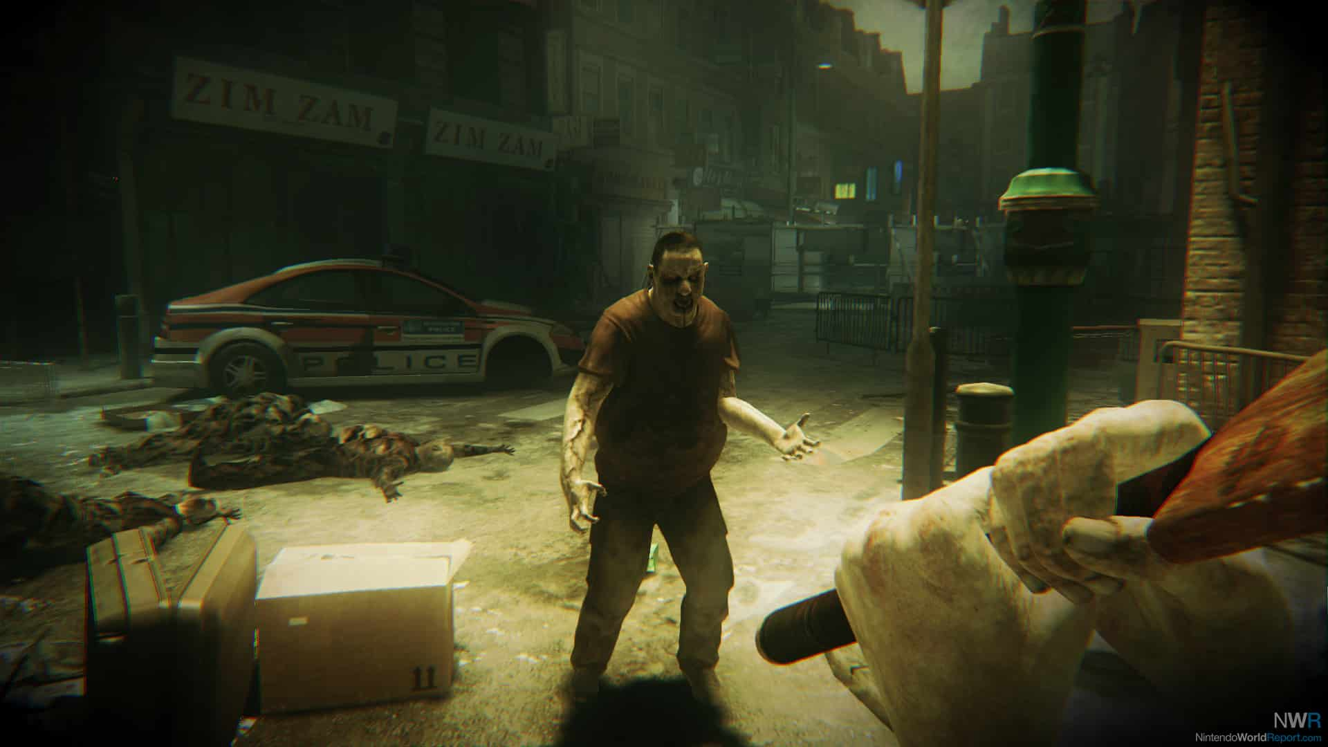 ZombiU multiplayer Zombie King Wii U Ubisoft is greatness on a tablet GamePad