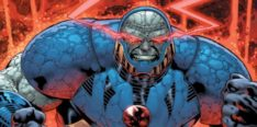HBO Max Justice League Darkseid Revealed in First Image from Zack Snyder's Justice League