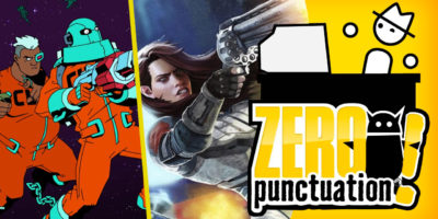 Void Bastards Ion Fury review Zero Punctuation Yahtzee Croshaw 3D Realms Entertainment, 1C Entertainment, Blue Manchu, Humble Games