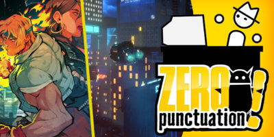 Cloudpunk review Streets of Rage 4 review Zero Punctuation Yahtzee Croshaw Dotemu Guard Crush Games Lizardcube Ion Lands Maple Whispering Limited