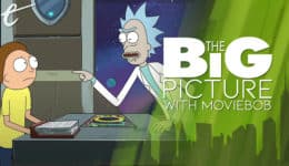 Rick and Morty breaks the fifth wall with meta humor The Big Picture Bob Chipman