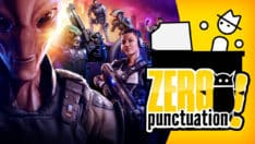 XCOM: Chimera Squad review Zero Punctuation Yahtzee Croshaw Firaxis Games, 2K