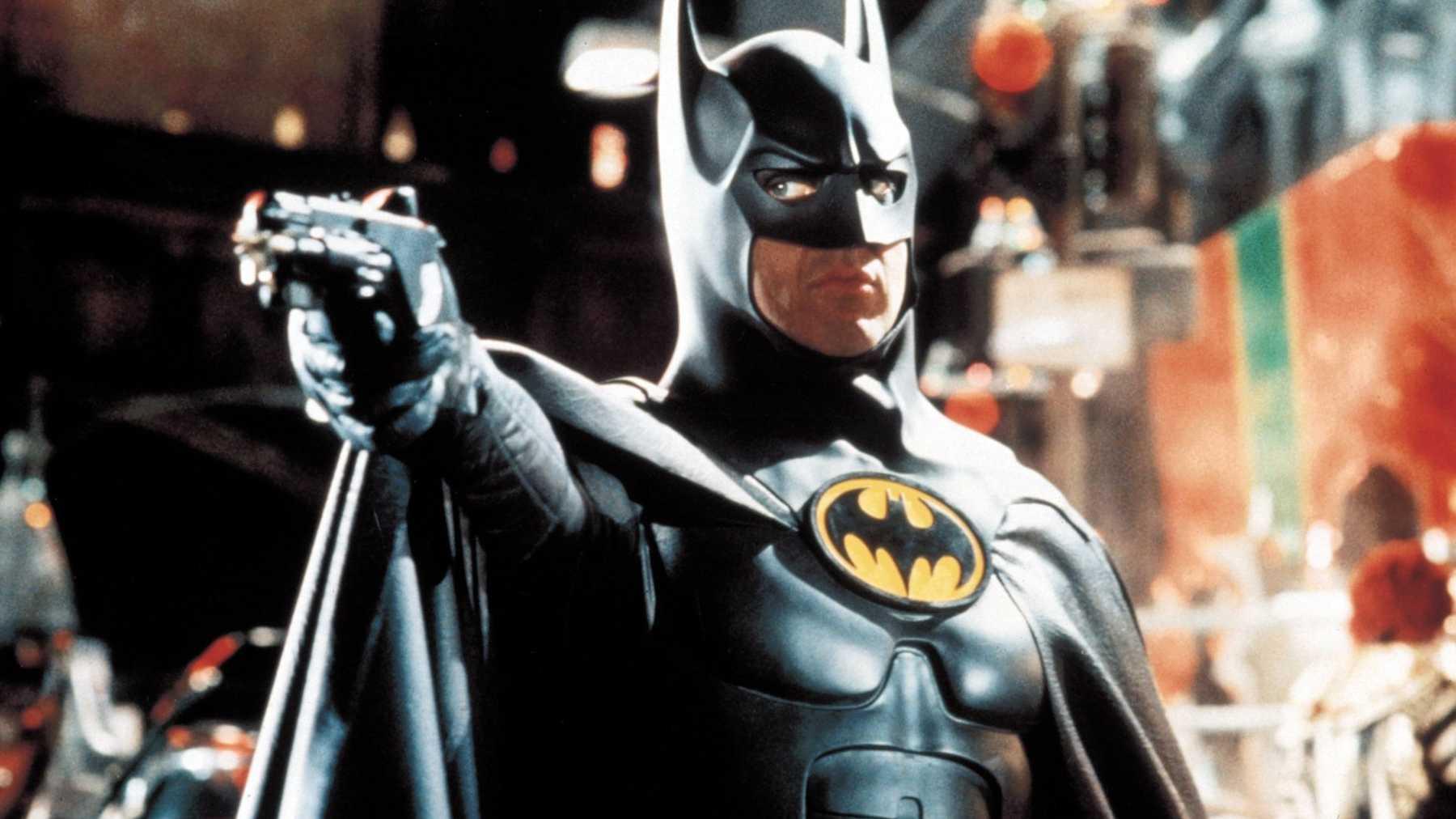 Tim Burton Michael Keaton Returns