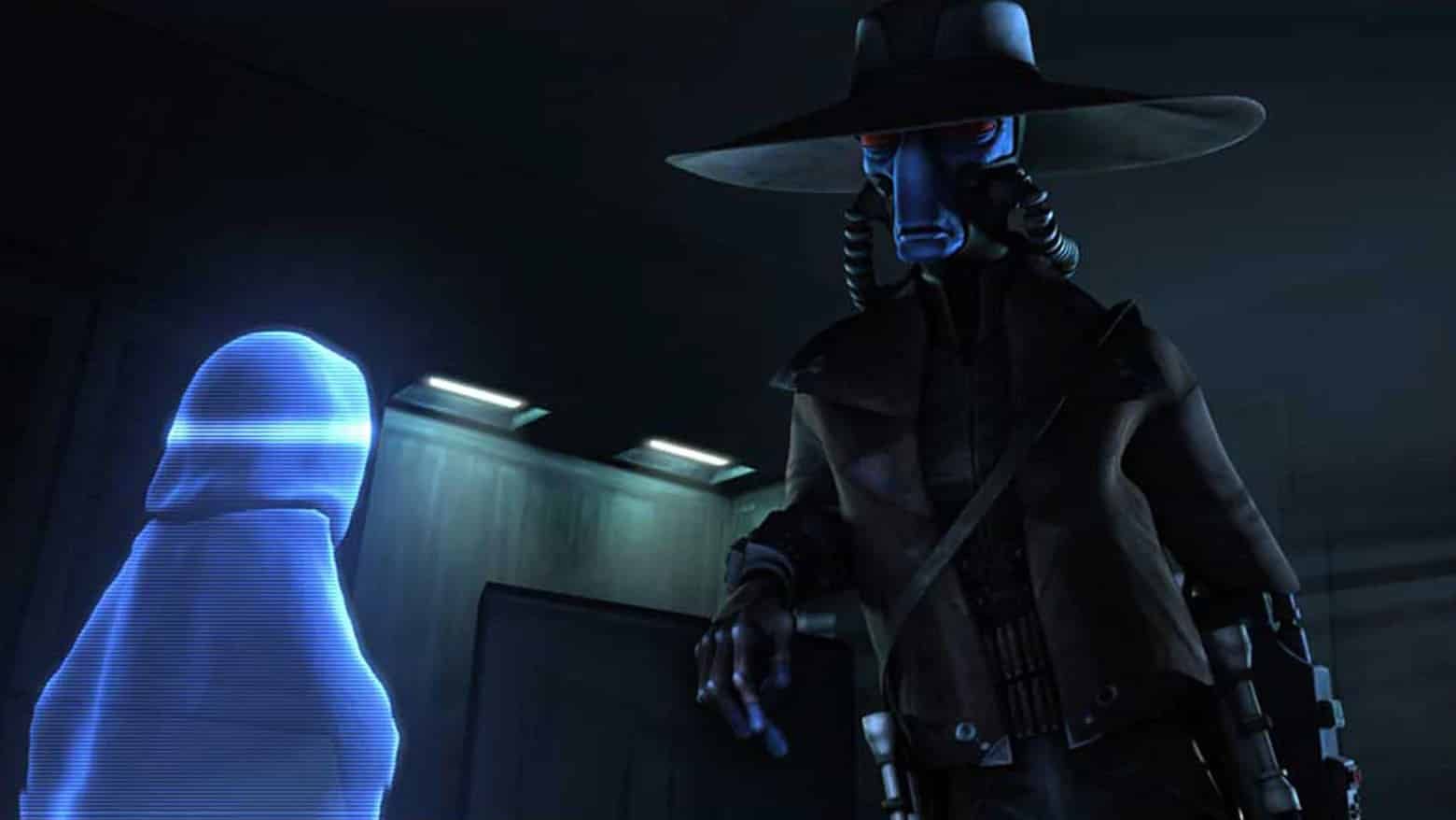 Cad Bane Star Wars: The Clone Wars defines Star Wars saga for generation of fans with prequel trilogy, Lucasfilm Disney George Lucas