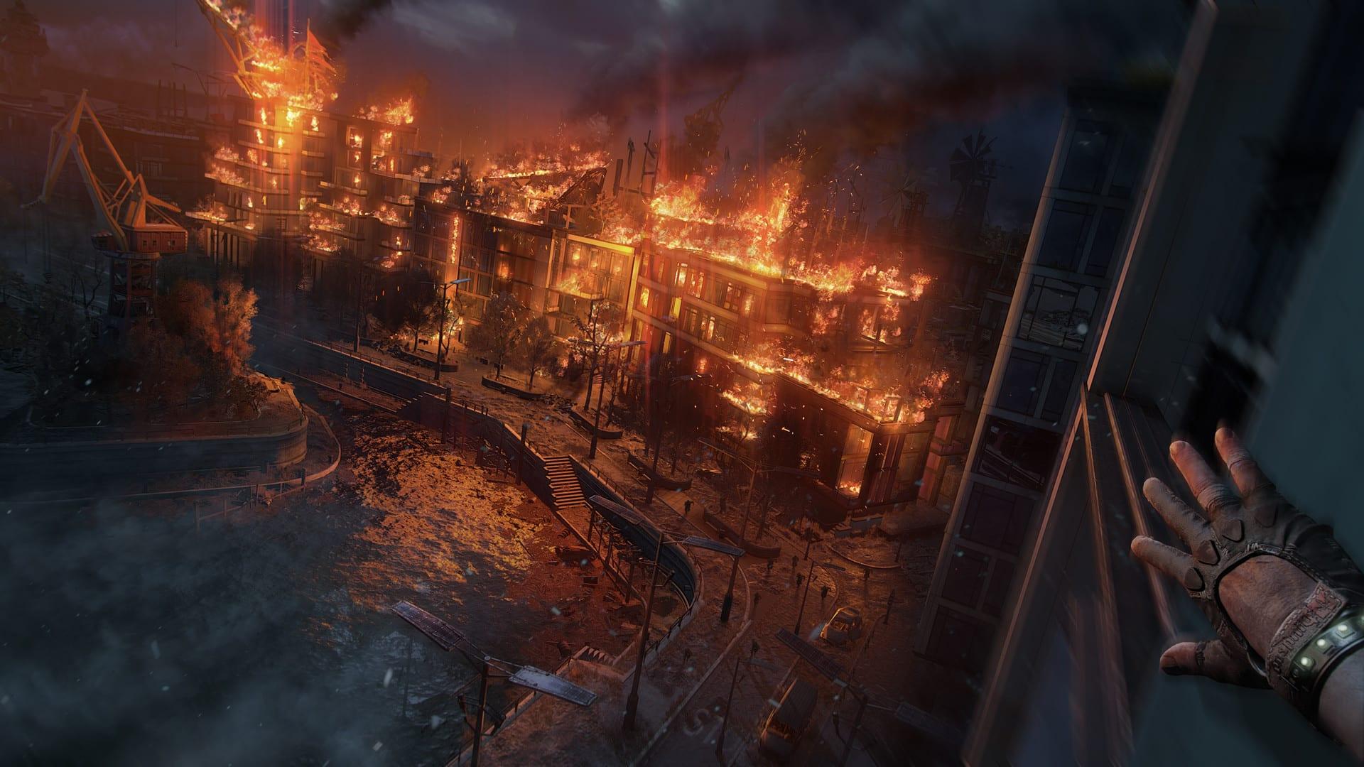 Dying Light 2 interview Techland response to development struggle story Ola Sondej Tymon Smektala Chris Avellone