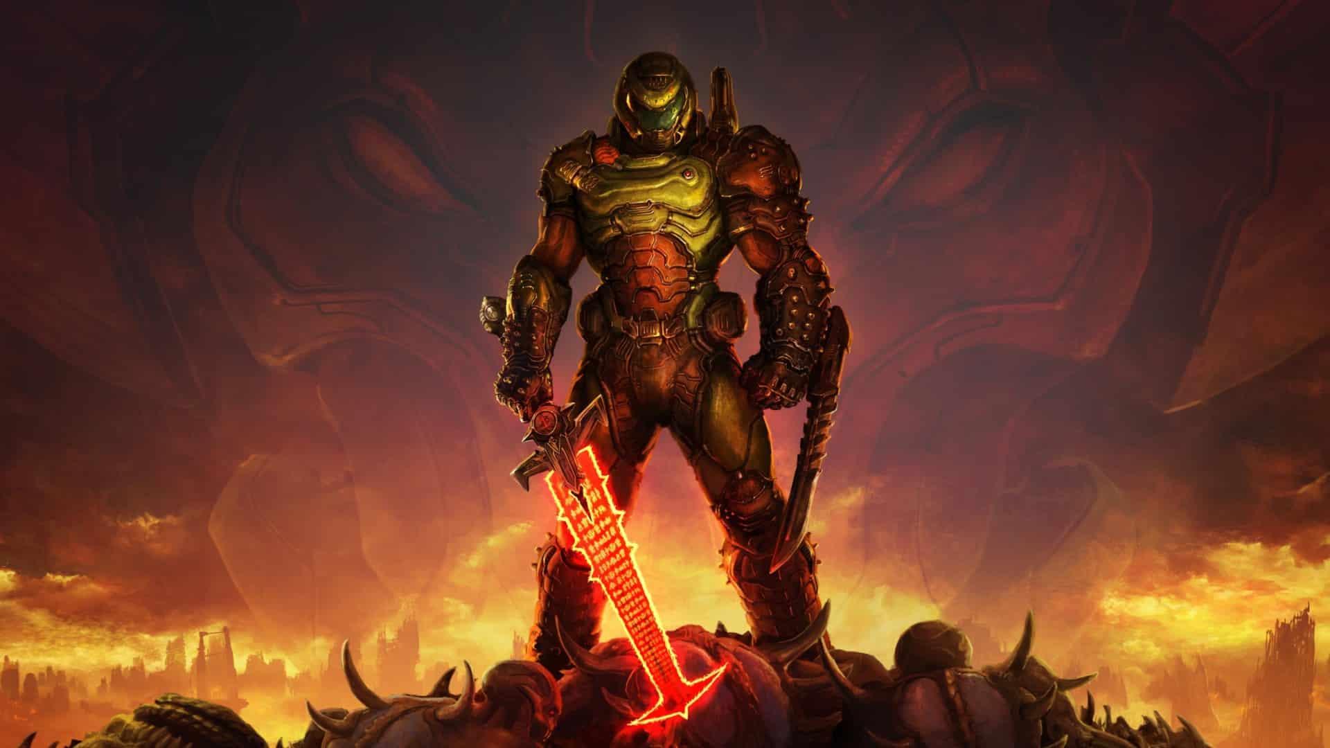 Doom Eternal Dlc Screenshots Tease First Campaign Expansion