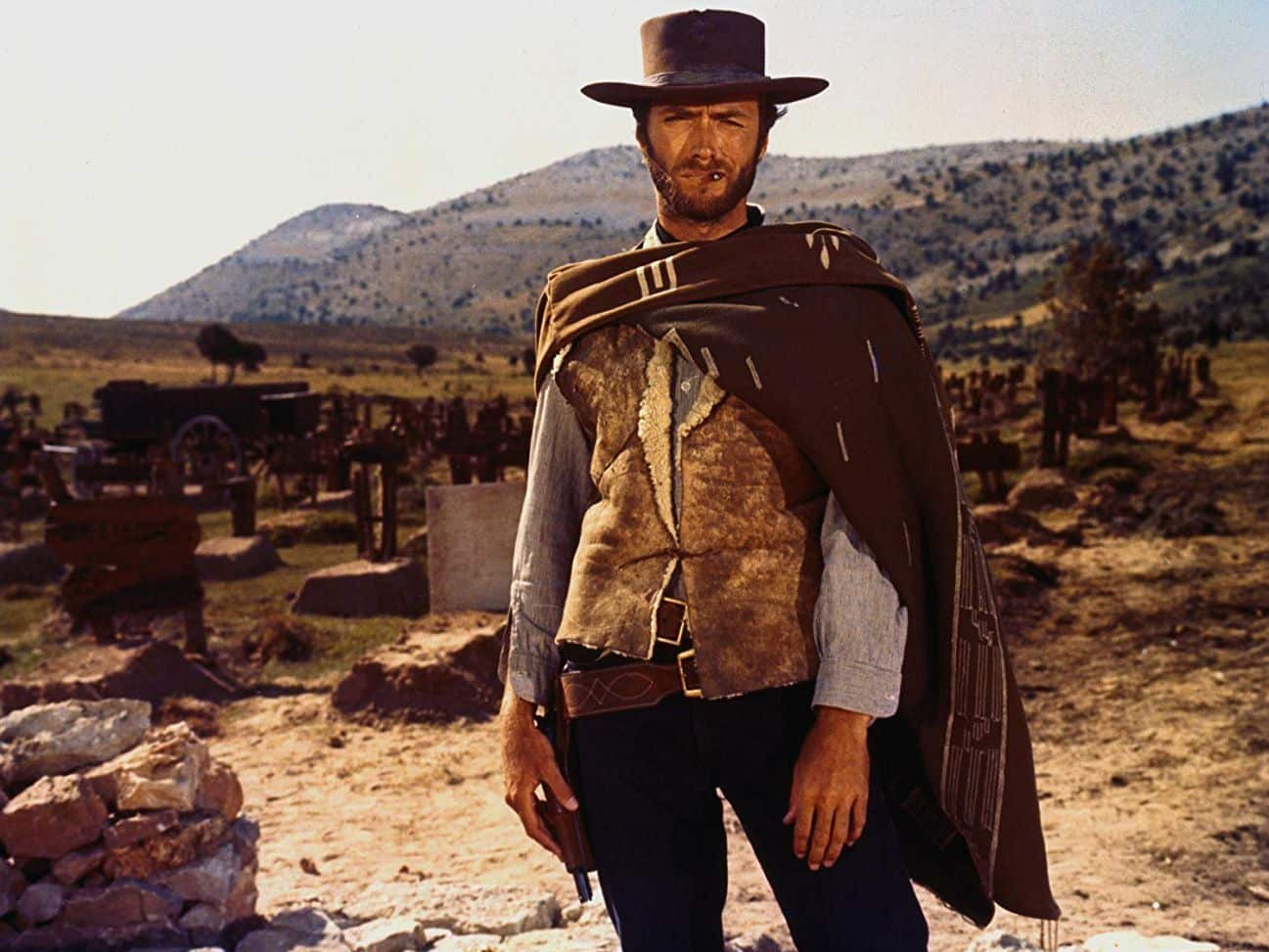 Clint Eastwood American masculinity exploration complexity western