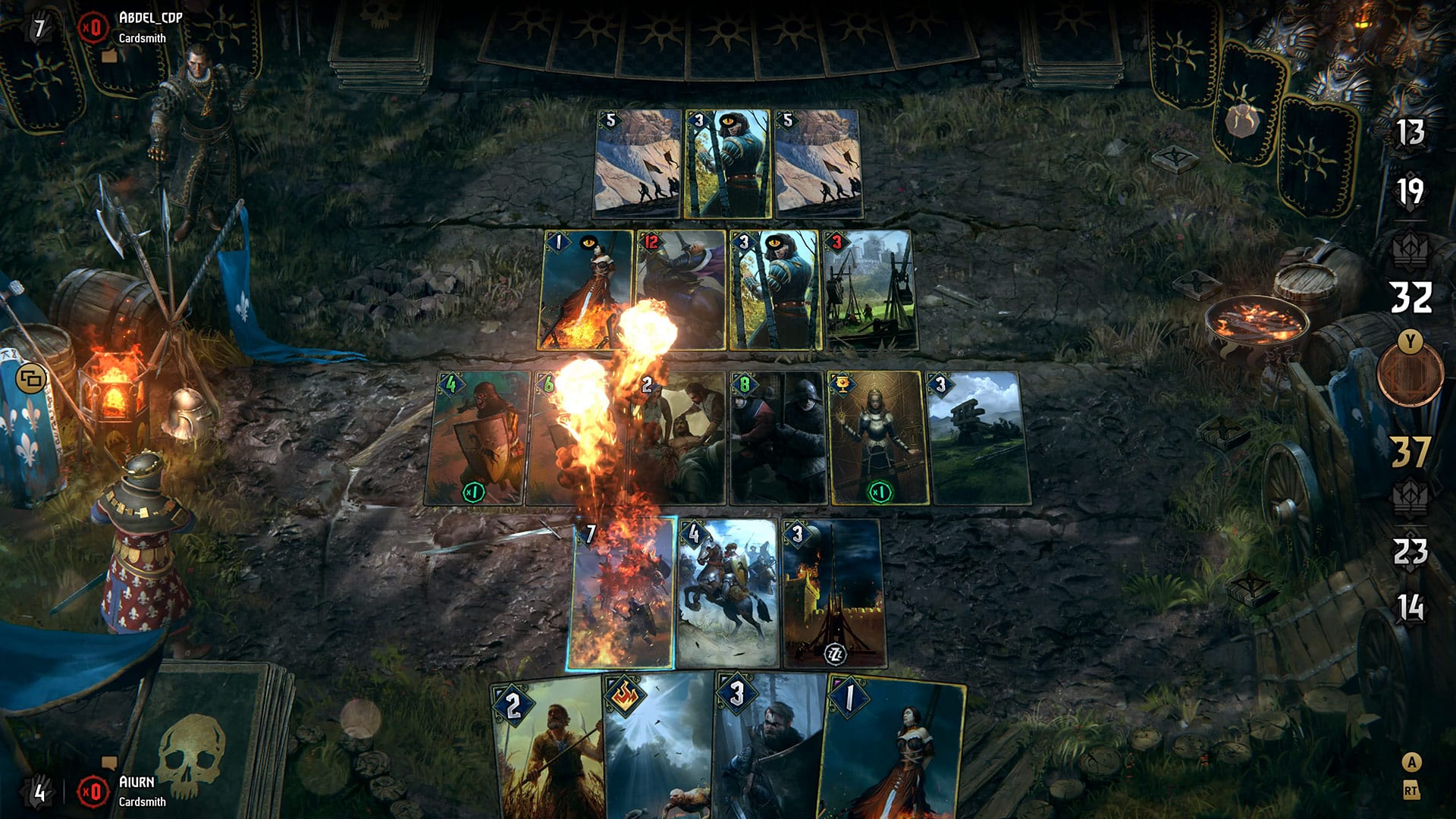 gwent card game cd projekt red