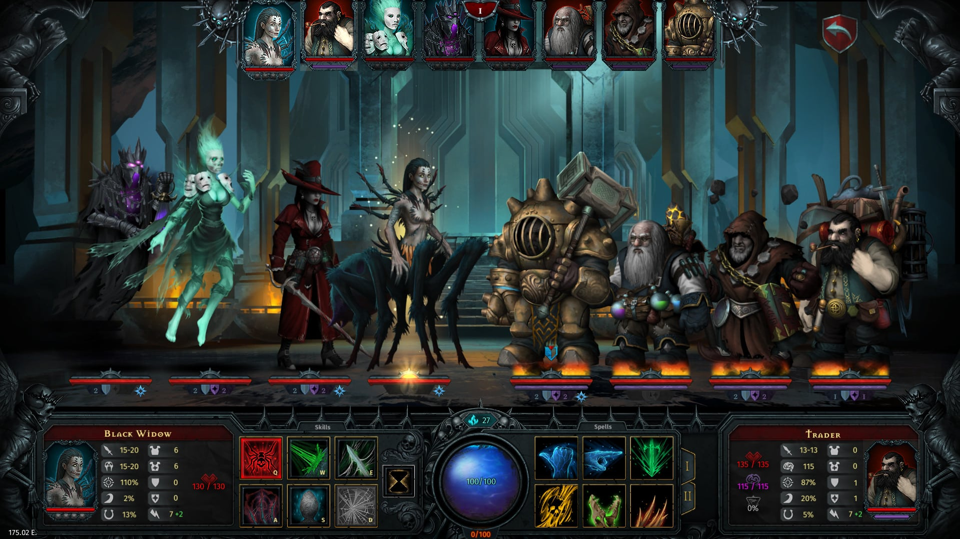 Iratus: Lord of the Dead Daedelic Entertainment Unfrozen preview review
