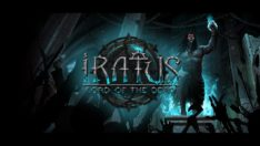 Iratus: Lord of the Dead Daedelic Entertainment Unfrozen preview review like Darkest Dungeon and Slay the Spire