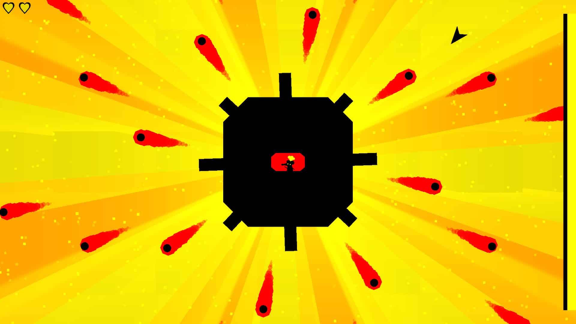Loop-Loop DX Alex Carpenter free space shooter wrap around gameplay Steam