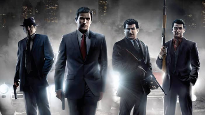 Mafia II: definitive edition, 2k, hangar 13, brazil
