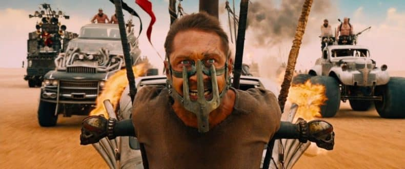 Mad Max: Fury Road Charlize Theron Tom Hardy Margaret Sixel George Miller retrospective hellish production