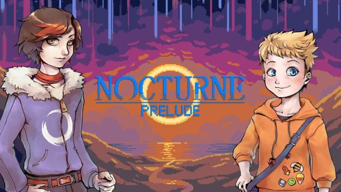 Nocturne: Prelude Pracy Studios free rhythm RPG Steam