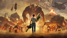 stupid games good Serious Sam 4: Planet Badass August 2020 release date Steam Google Stadia