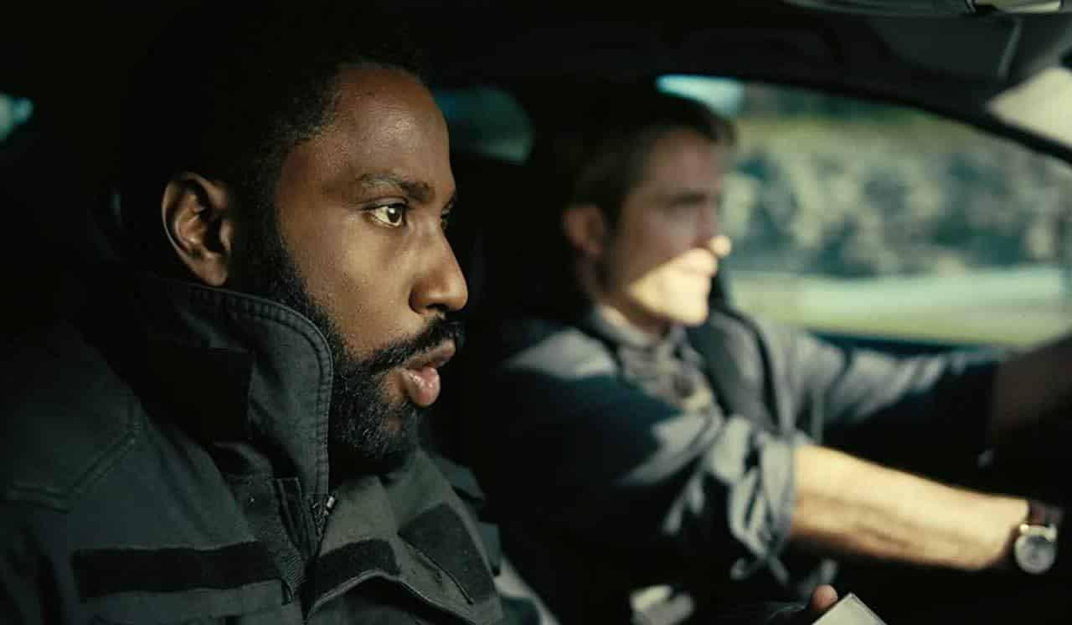 Tenet review Christopher Nolan