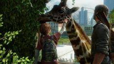HBO TV series greenlit The Last of Us most memorable moment quietest moment with Joel, Ellie, giraffes - Naughty Dog